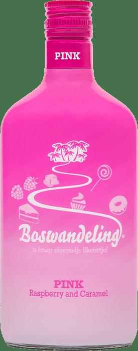 Boswandeling Pink