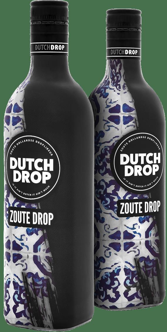 Dutch Drop flessen
